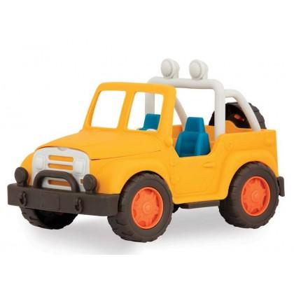 B. Toys Wonder Wheels 4x4 - Yellow