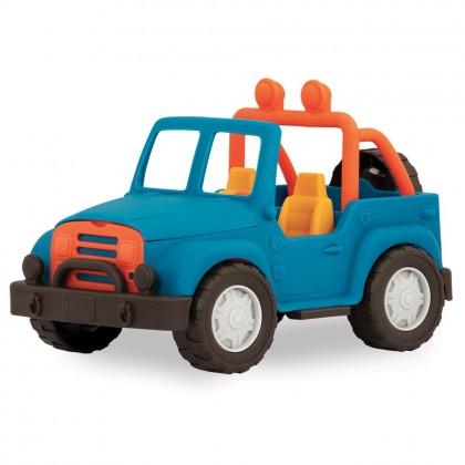 B. Toys Wonder Wheels 4 x 4 - Blue