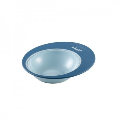Beaba Ellipse Training Plate - Blue