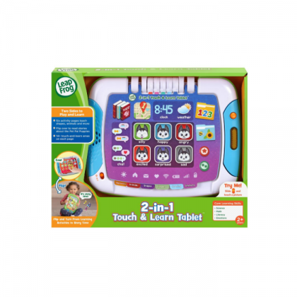 LeapFrog 2in1 Touch & Learn Table