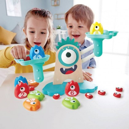 Monster Math Scale Hape Toys HP 0511