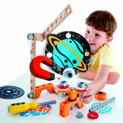 Junior Inventor Magnet Science Lab Hape 3033