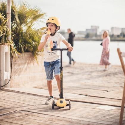 Scoot and Ride Helmet - Lemon