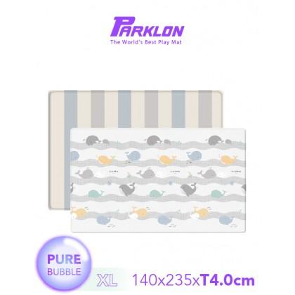 Parklon - Pure PVC Bubble (XL)- Happy Whale 4cm