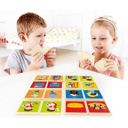 Hape - Home Education Converse Game
