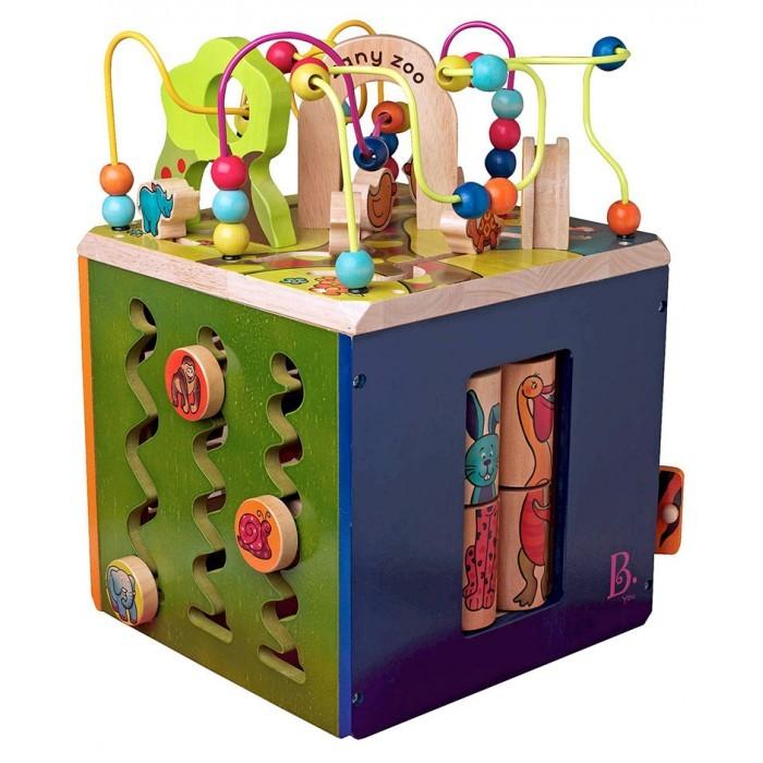 B Toys Zany Zoo Playcube
