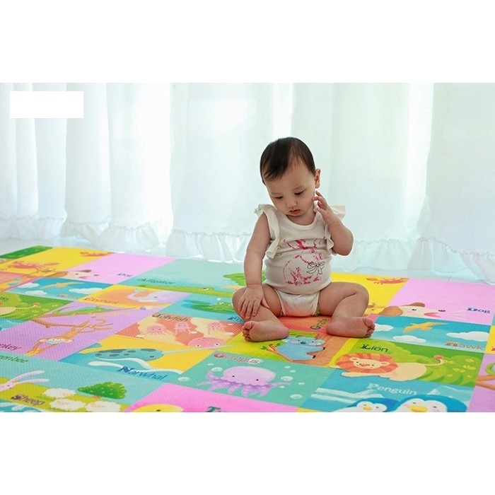 Dwinguler Baby Playmat Sunshine Day Large