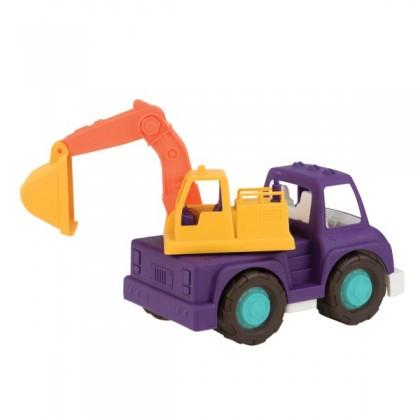 B. Toys - Wonder Wheels - Excavator Truck
