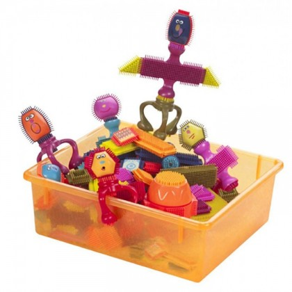 B.Toys Bristle Box Spinaroos