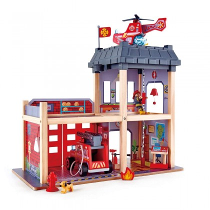 Hape - Large Fire Station