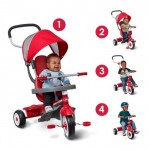 Radio Flyer 4-in-1 Stroll N' Trike