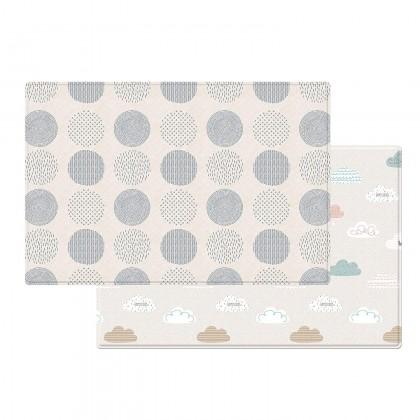 FREE POSTAGE Parklon - Pure PVC Soft Mat (Blue Spot) L