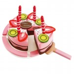 Hape - E3140 Double Flavoured Birthday Cake