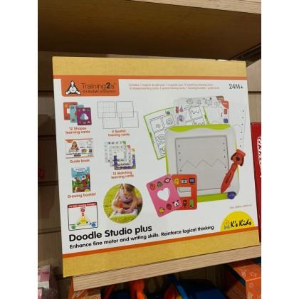K's Kids Doodle Studio Drawing Board Plus