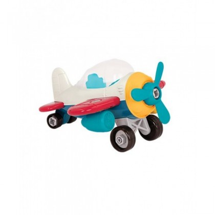B. Toys -Wonder Wheels Take-Apart Airplane - Powered Drill