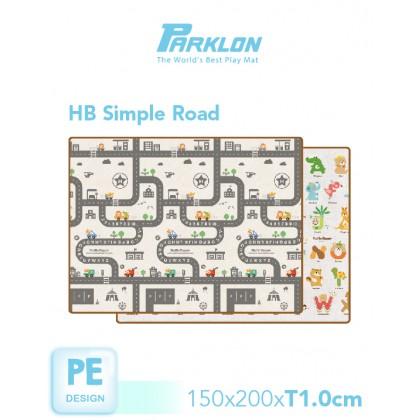 Parklon - PE Design Mat HB Simple Road