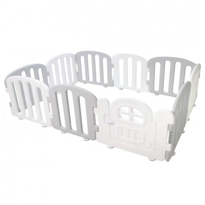 iFam Fence - Baby FIRST Play Yard with Door
