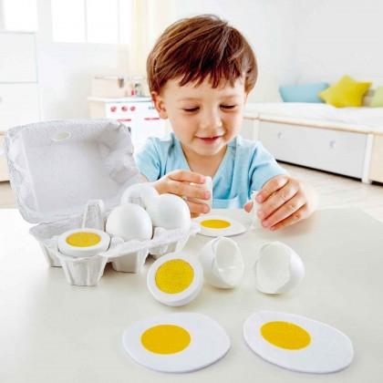 Hape- Egg Carton
