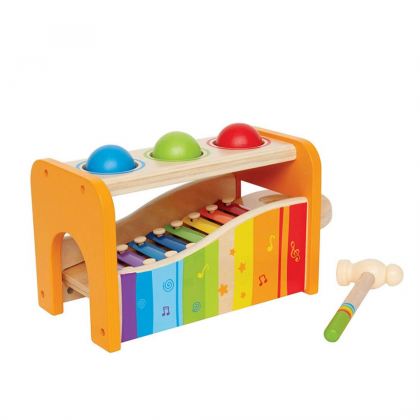 Hape - Pound and Tap Bench