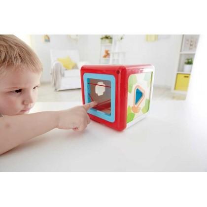 Hape - Shape Sorting Box