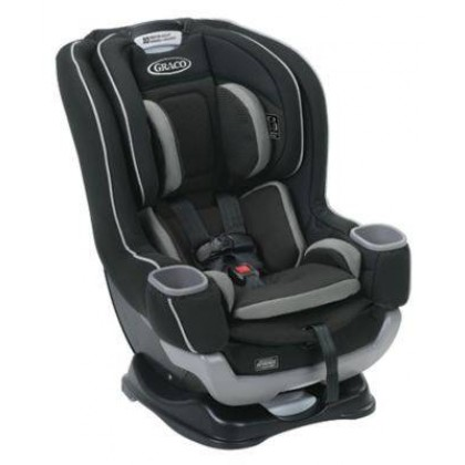 Graco Extend2fit Convertible Car Seat - Clive