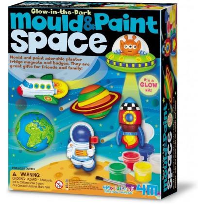 4M Mould & Paint - Glow Space