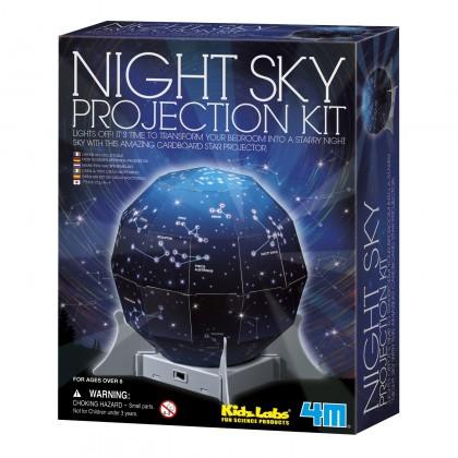 4M Kidz Labs - Night Sky Projection Kit