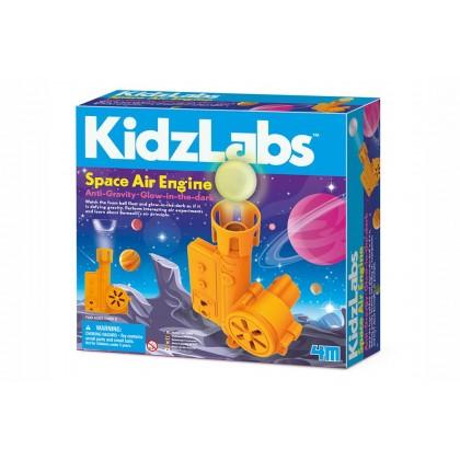 4M Kidz Labs - Space Air Engine