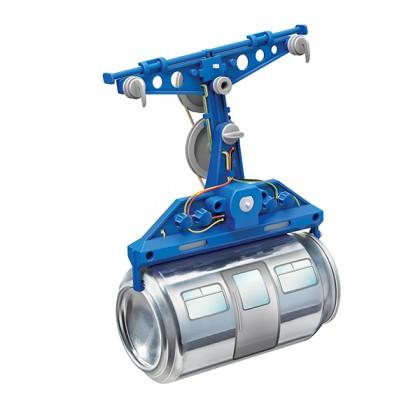 4M KidzRobotix - Tin Can Cable Car