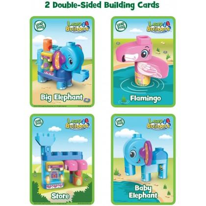LeapFrog Leapbuilders Elephant Adventure